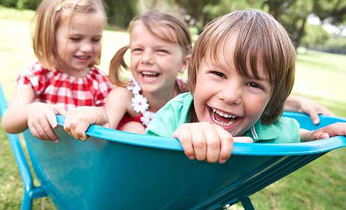 Actieve Gastouders voor Actieve Kinderen